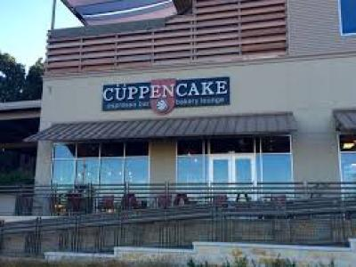 Entrance of Cuppencake
