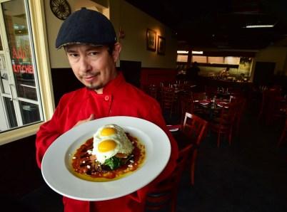 An image of Ado Salguero at Ado's Kitchen & Bar