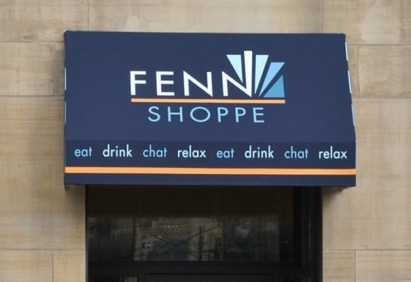 The Fenne Shoppe is located at the Fenne Tower
