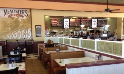An image of McAlister's Deli