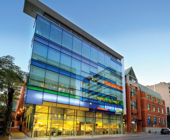 Jobs for College Students at George Brown College