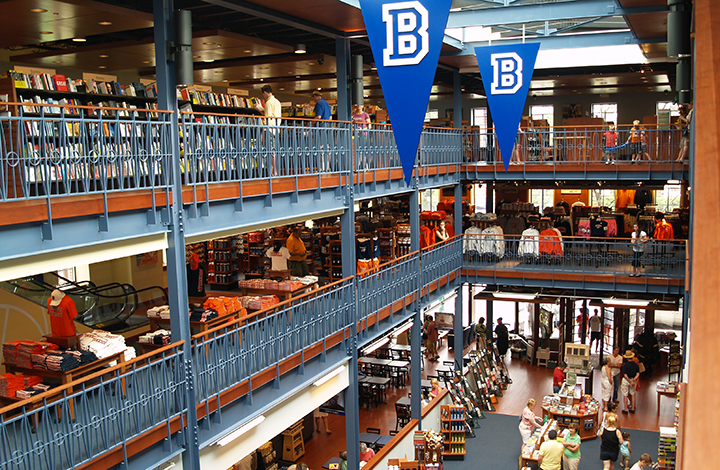 Restaurants and Cafes for Students at Bucknell University