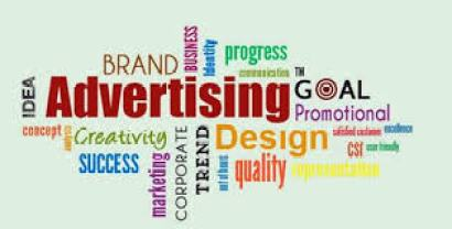 Words that relate to advertisting