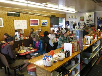 An image of Village Coffee Shop interior