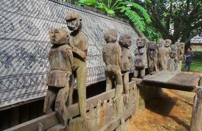 Ethnology museum Hano
