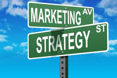An image of marketing strategy