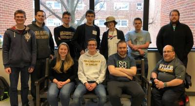 MUCS Students Win at PACISE.