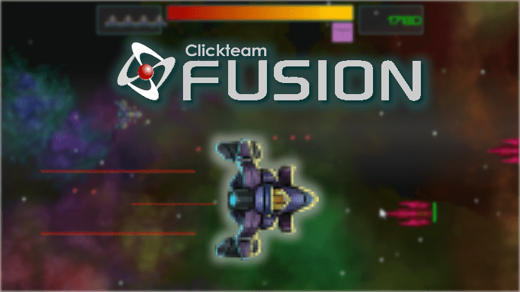Build a Space Shooter in Clickteam Fusion 2.5 Course