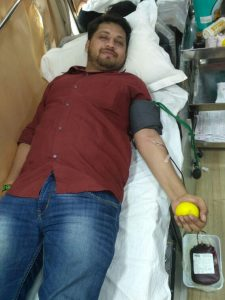 donating blood 9