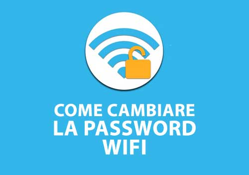 Come cambiare password del WiFi