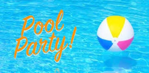Pool Party Logo
