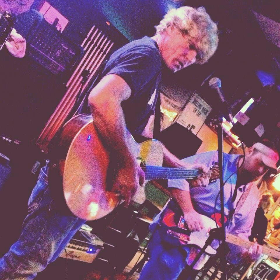 Live Music Sam Glass Image