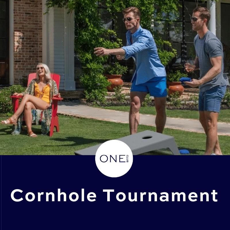Cornhole Tournament at ONE Club Gulf Shores
