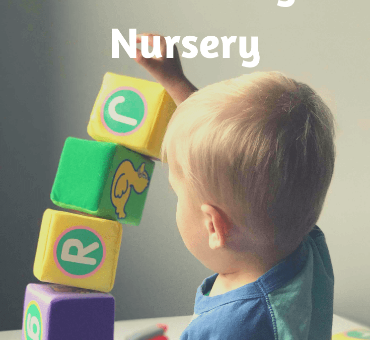 How to Survive Your First Day at Nursery