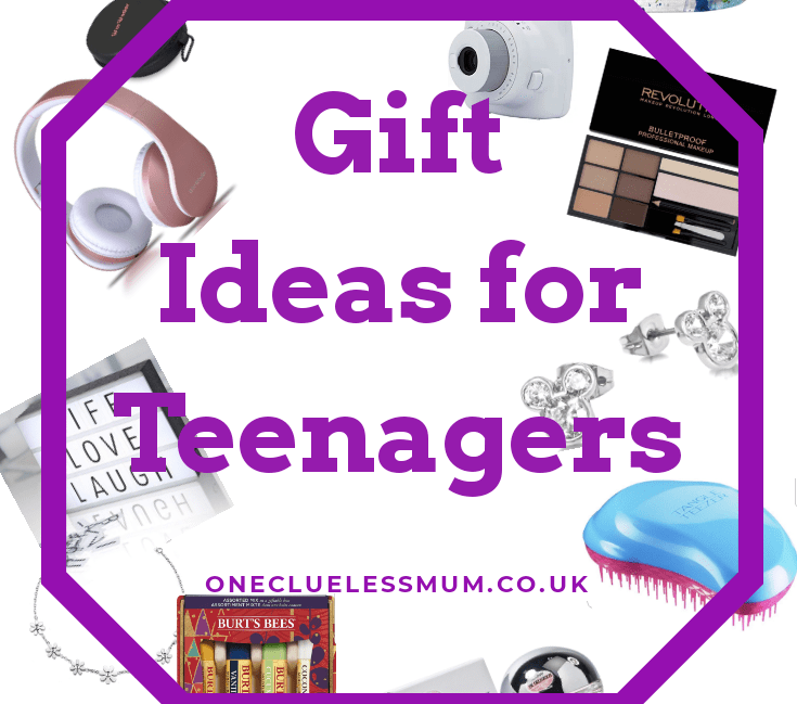 Gift Ideas for Teenagers