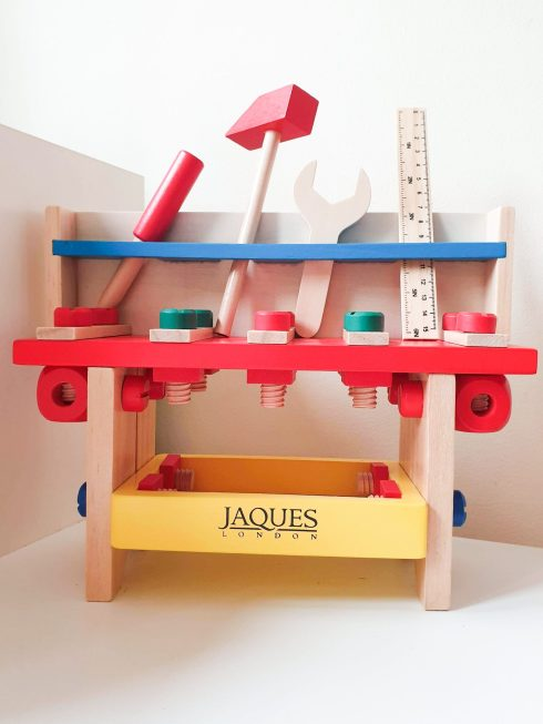 Jaques of London Construction bench review