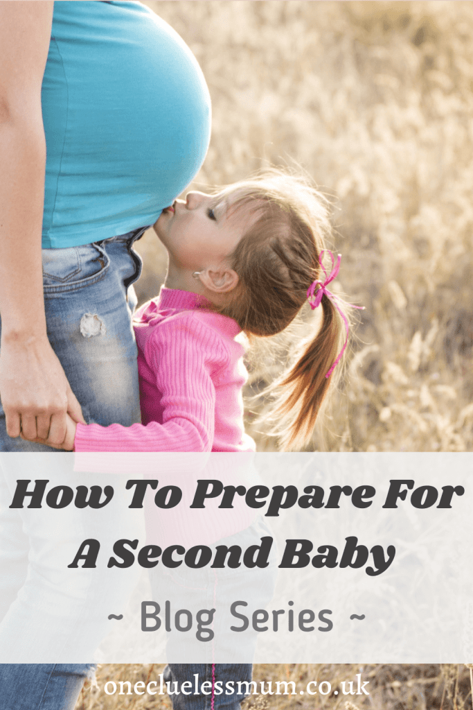 How To Prepare For A Second Baby