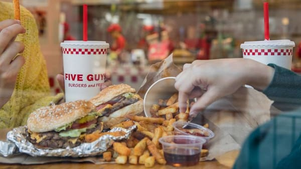 Burger fans in Serangoon, Five Guys is opening its 2nd Singapore outlet next week