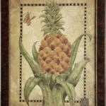Small Pineapple No. 2