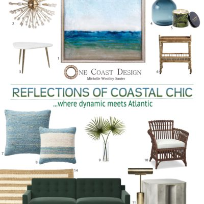 Reflections of Coastal Chic…Where Dynamic Meets Atlantic
