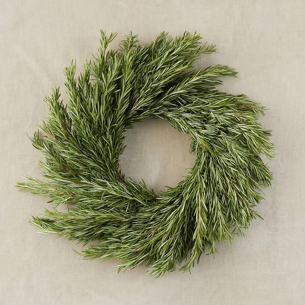 Holiday Wreath Decor