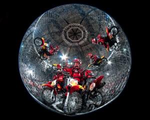 Globe-of-death