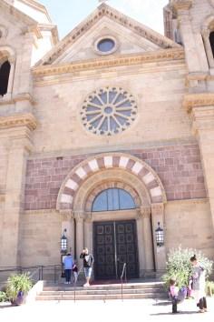 Outside Church of Laretto