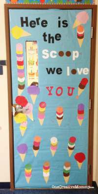 Door Decoration Ideas For Teacher Appreciation Week ...