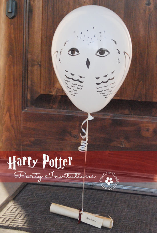 unique harry potter party invitation template and 91 harry potter birthday invite template