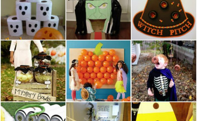 Last Minute Halloween Party Ideas Onecreativemommy