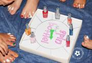 spin nail polish bottle girls