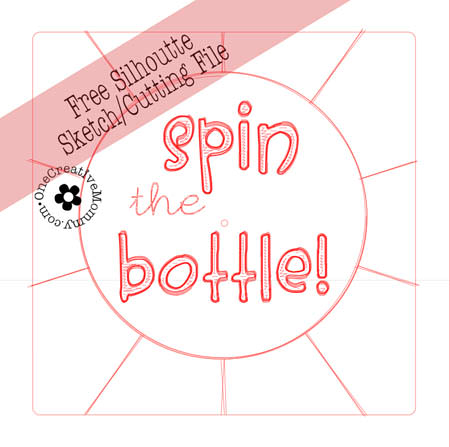 Spin The Nail Polish Bottle Party Game For Little S Onecreativemommy Includes