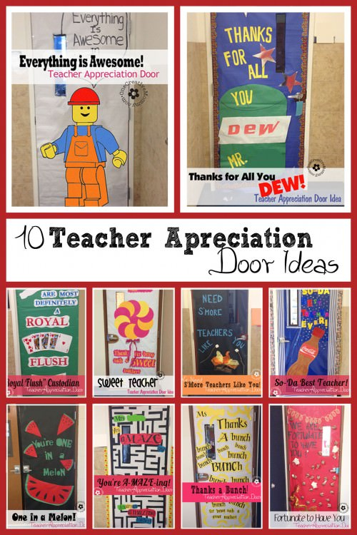 Halloween Classroom Door Decorations {Monsters, Inc