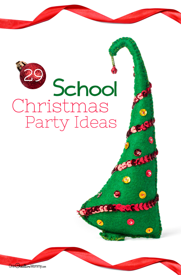 Christmas Light Stencil Art Kids Craft Featured With 29 Awesome Clroom Party Ideas