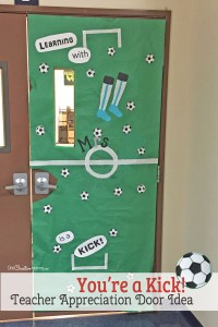 football door decoration ideas