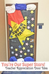 21 Awesome Teacher Appreciation Door Ideas