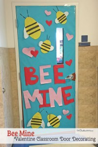Valentine Door Decorations & Valentineu0027s Day