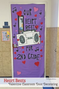 Valentines Door & Valentineu0027s Day Door Decoration!