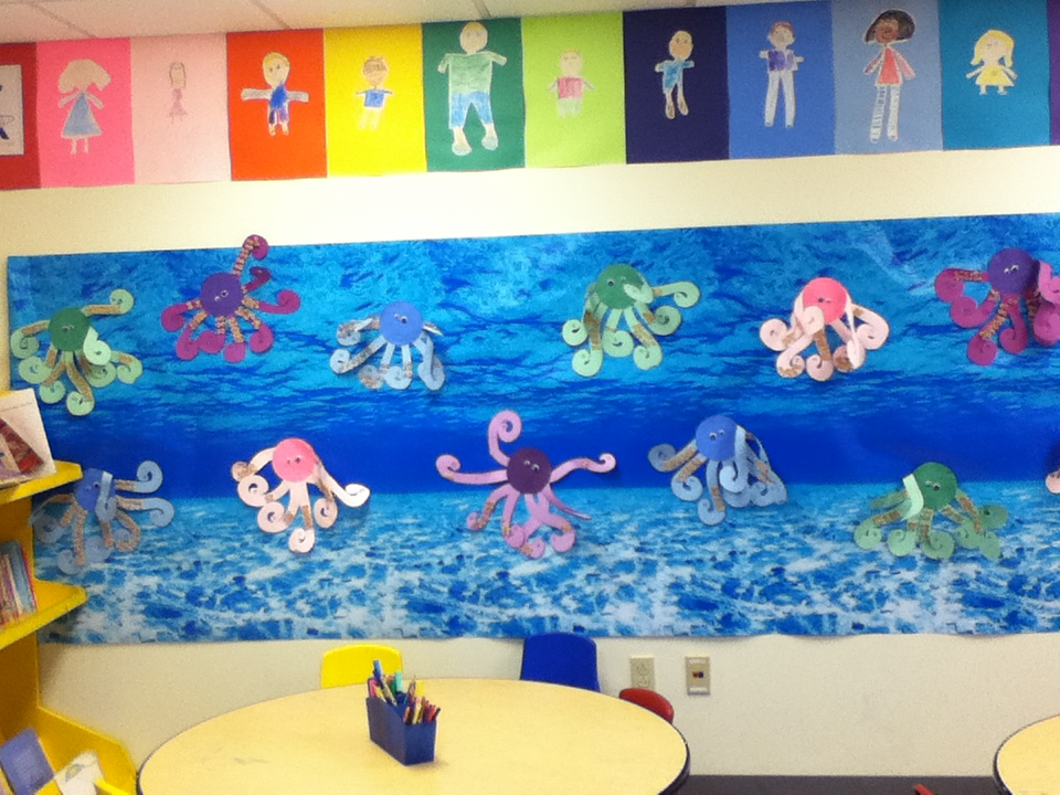 s ocean theme activities