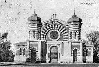 Pretoria synagogue