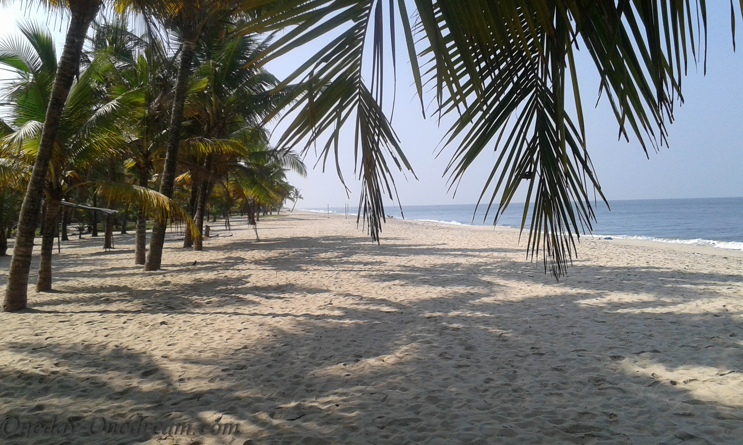 marari-beach Kerala