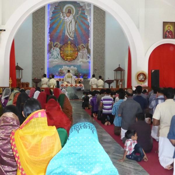 church in Kerala