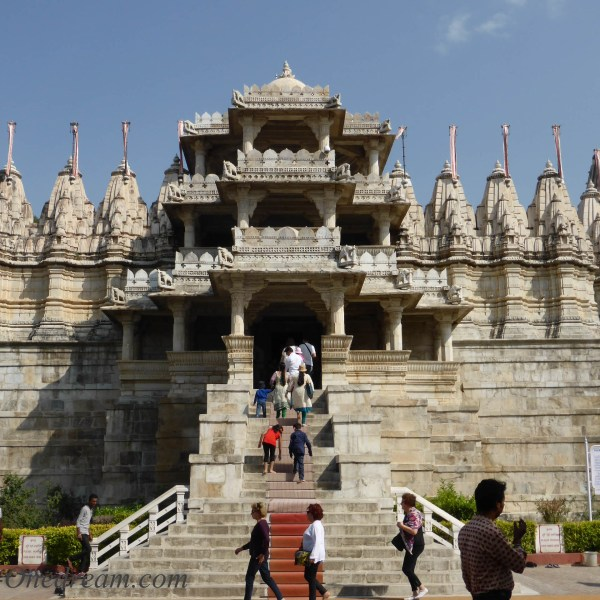 Ranakpur au Rajasthan