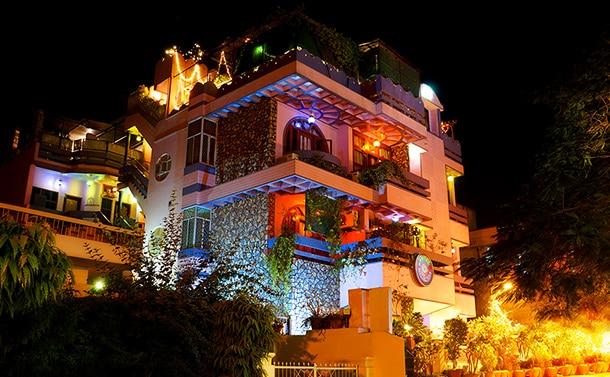 Pearl Palace Jaipur – Inde