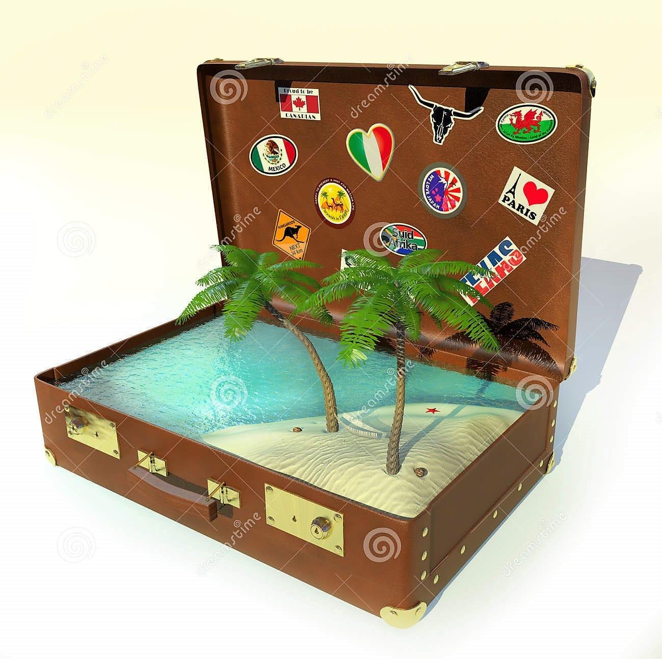 Bien préparer sa valise, les conseils avant de partir