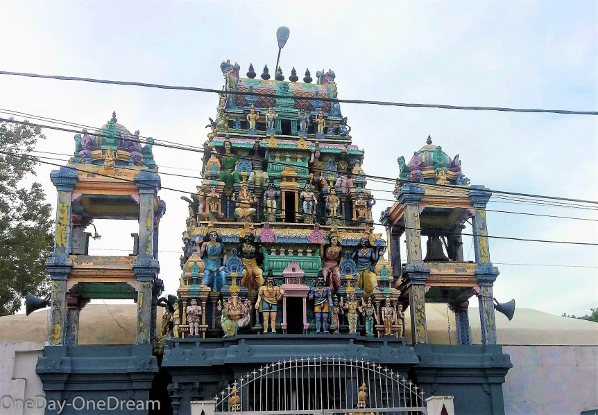 Temple hindou