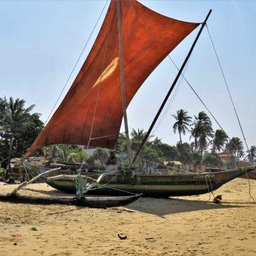 Negombo le village aux catamarans. Une visite à ne pas manquer!