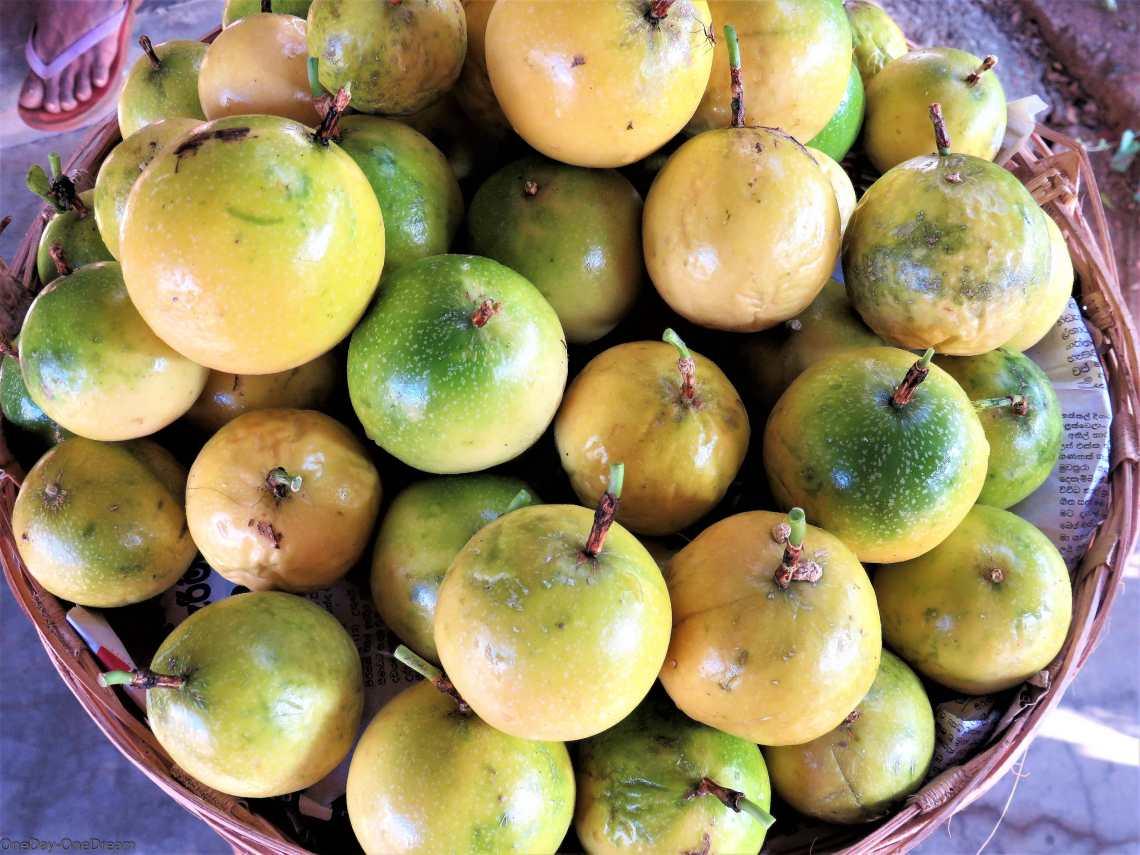 les fruits exotiques