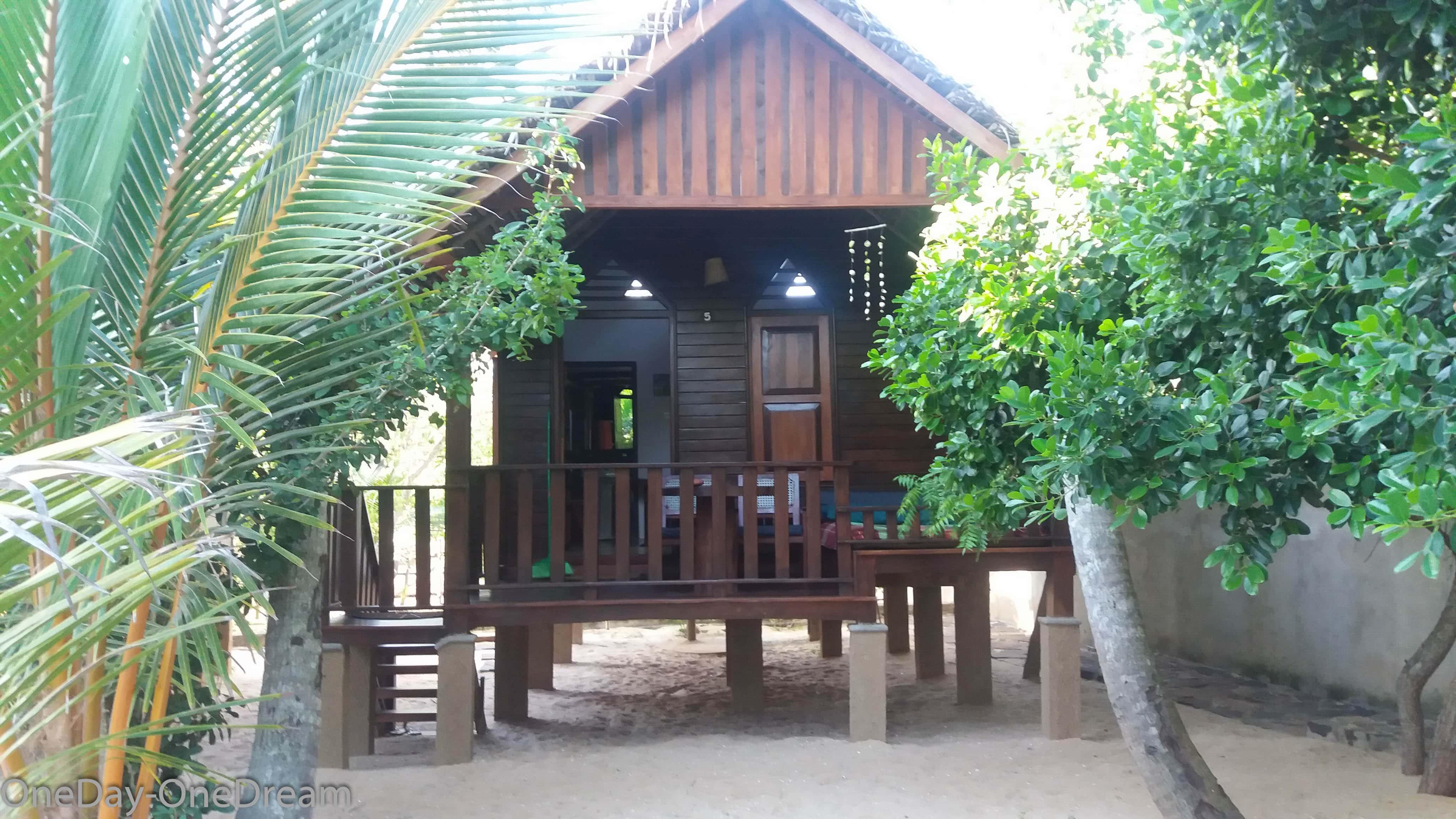 Les Shiva's Beach Cabanas à Tangalle – Sri Lanka