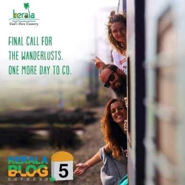 Kerala Blog Express, une expérience unique au Kerala